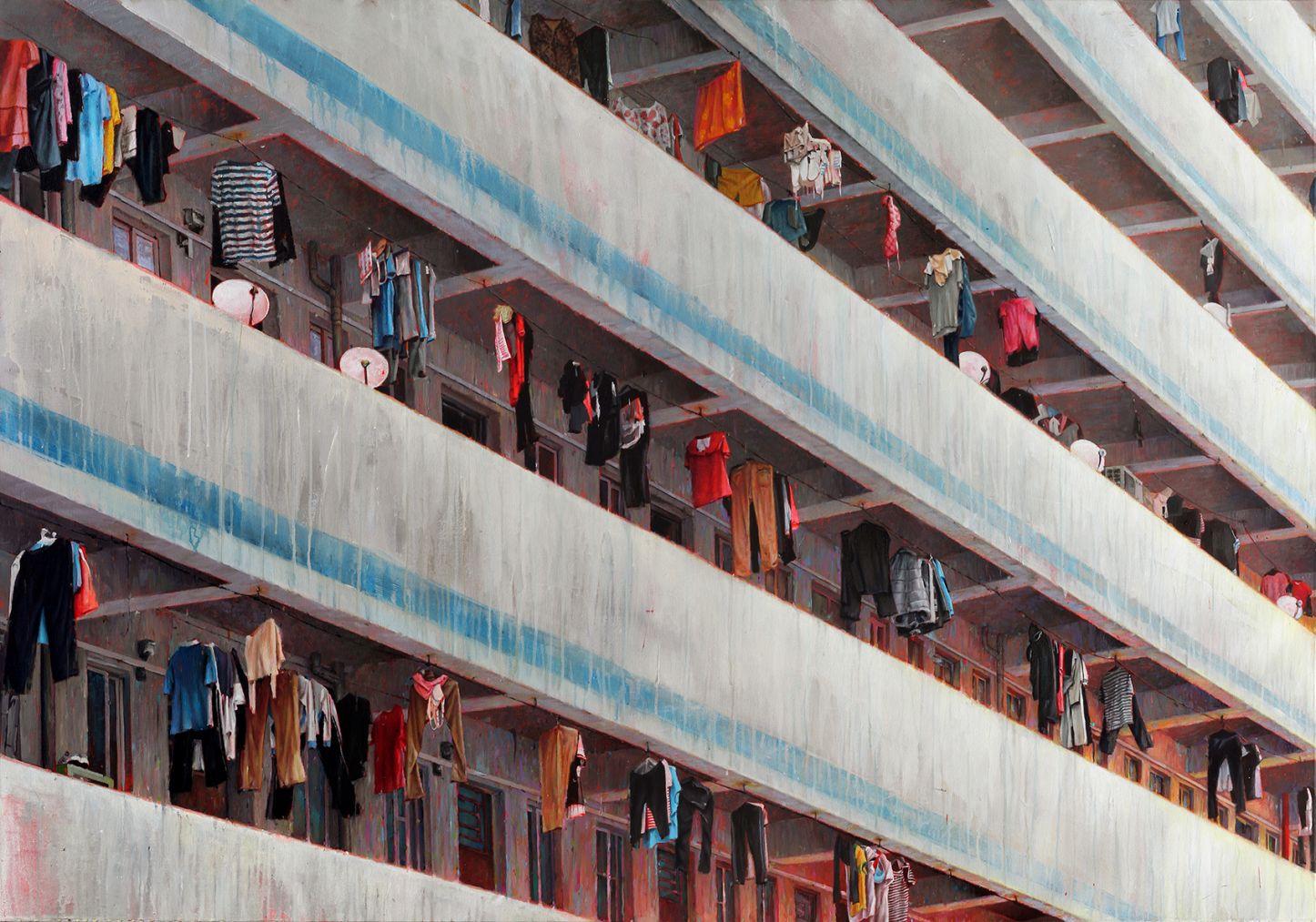 Factory Housing (2014) - David Agenjo