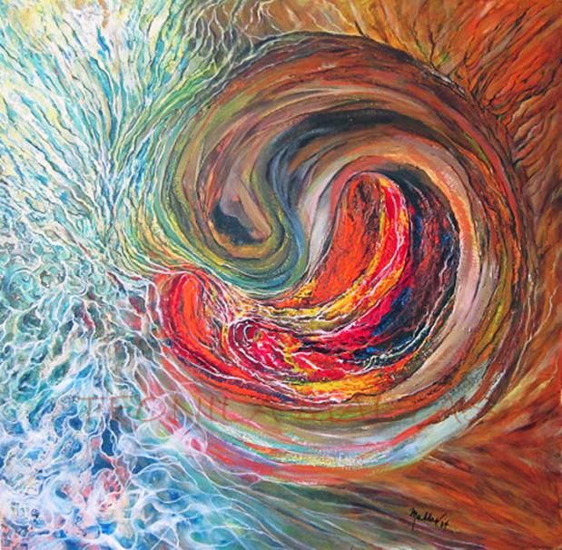 Engendrando Olas (2016) - Teonila Maltas Pineda