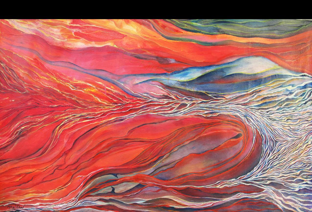 La ruta de la lava (2012) - Teonila Maltas Pineda