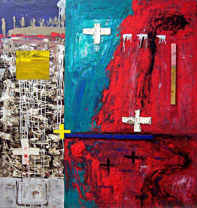 Sarajevo-II (1992) - Juan Ayesta