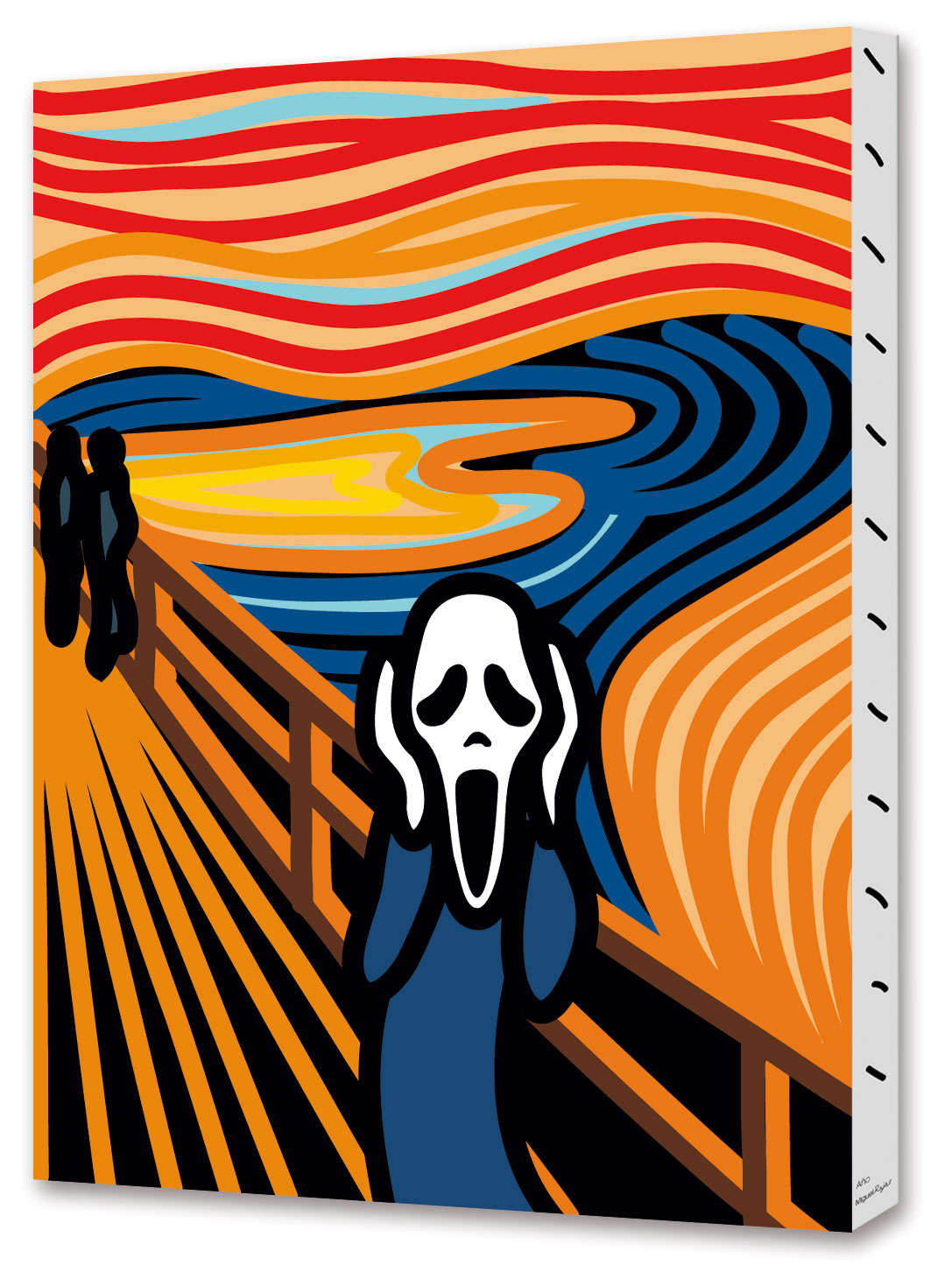 SCARY MUNCH (2014) - Miguel Rejas