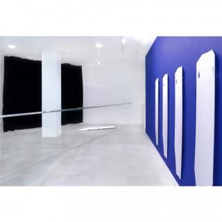 M Reme Silvestre. Rapid Relief (2017). Vista de la instalación.