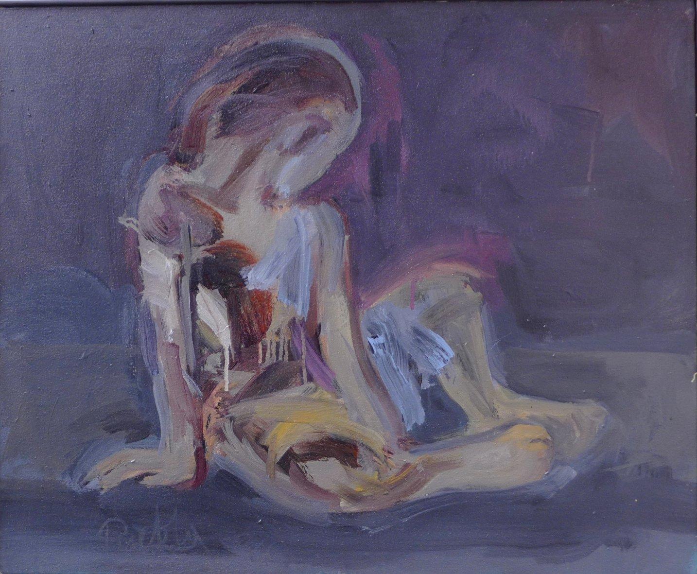 sin título (2003) - Teo Puebla Morón