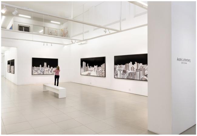 Andre Lichtenberg, Within Series, instalation image 3, Galeria Bolsa de Arte