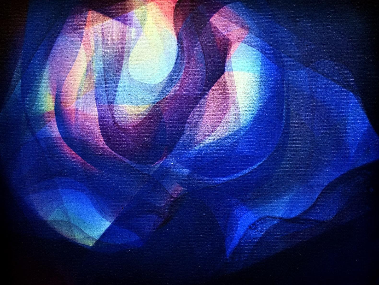 Serenity in blue (2020) - Mauricio Paz Viola