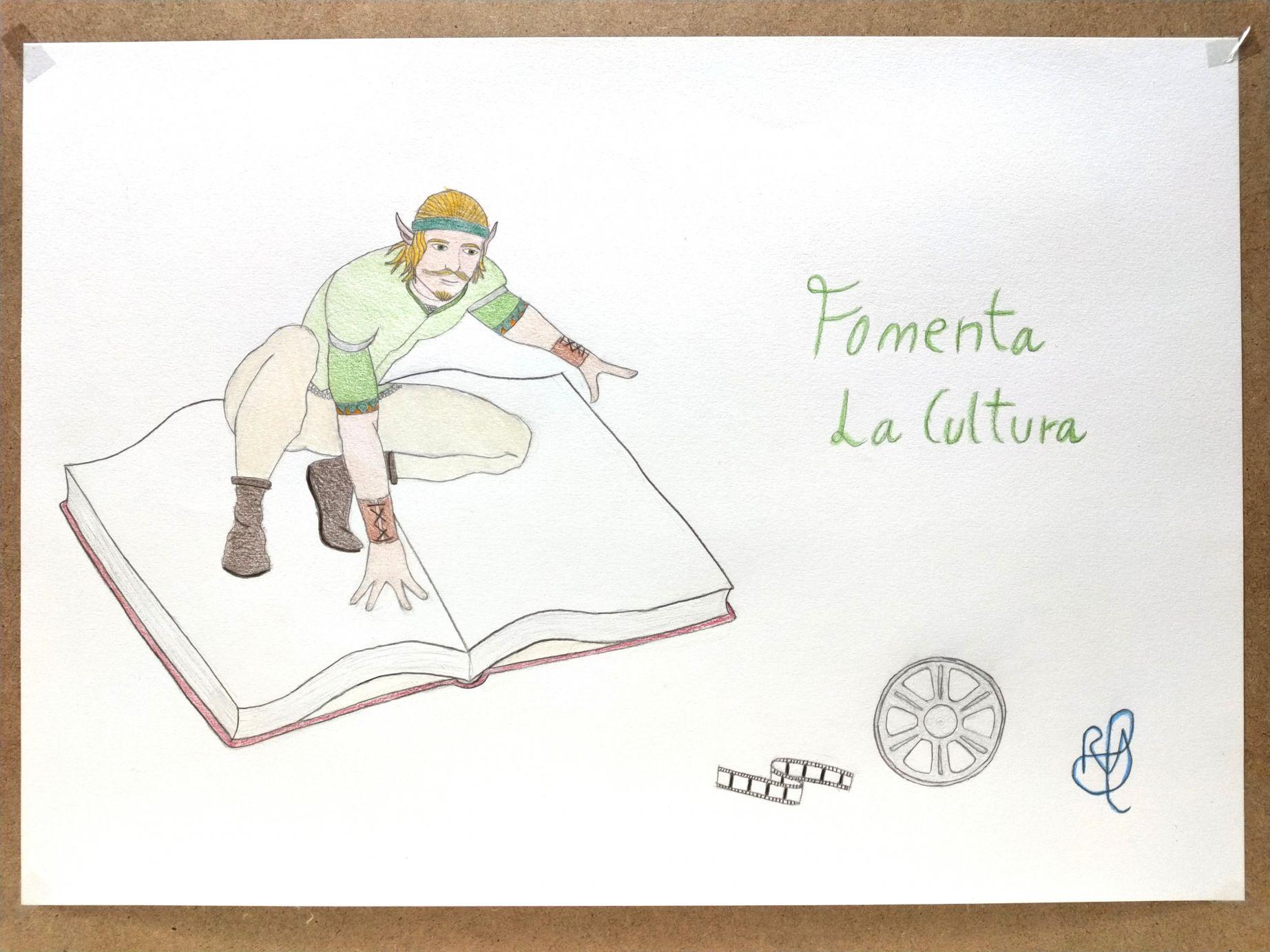 Fomenta la Cultura, Pelis y Libros /4/ (2020) - Roberto Alba