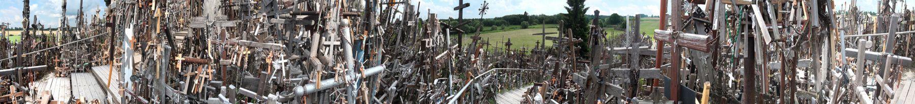 La colina de las cruces (Lituania) (2012) - Miriam Durango