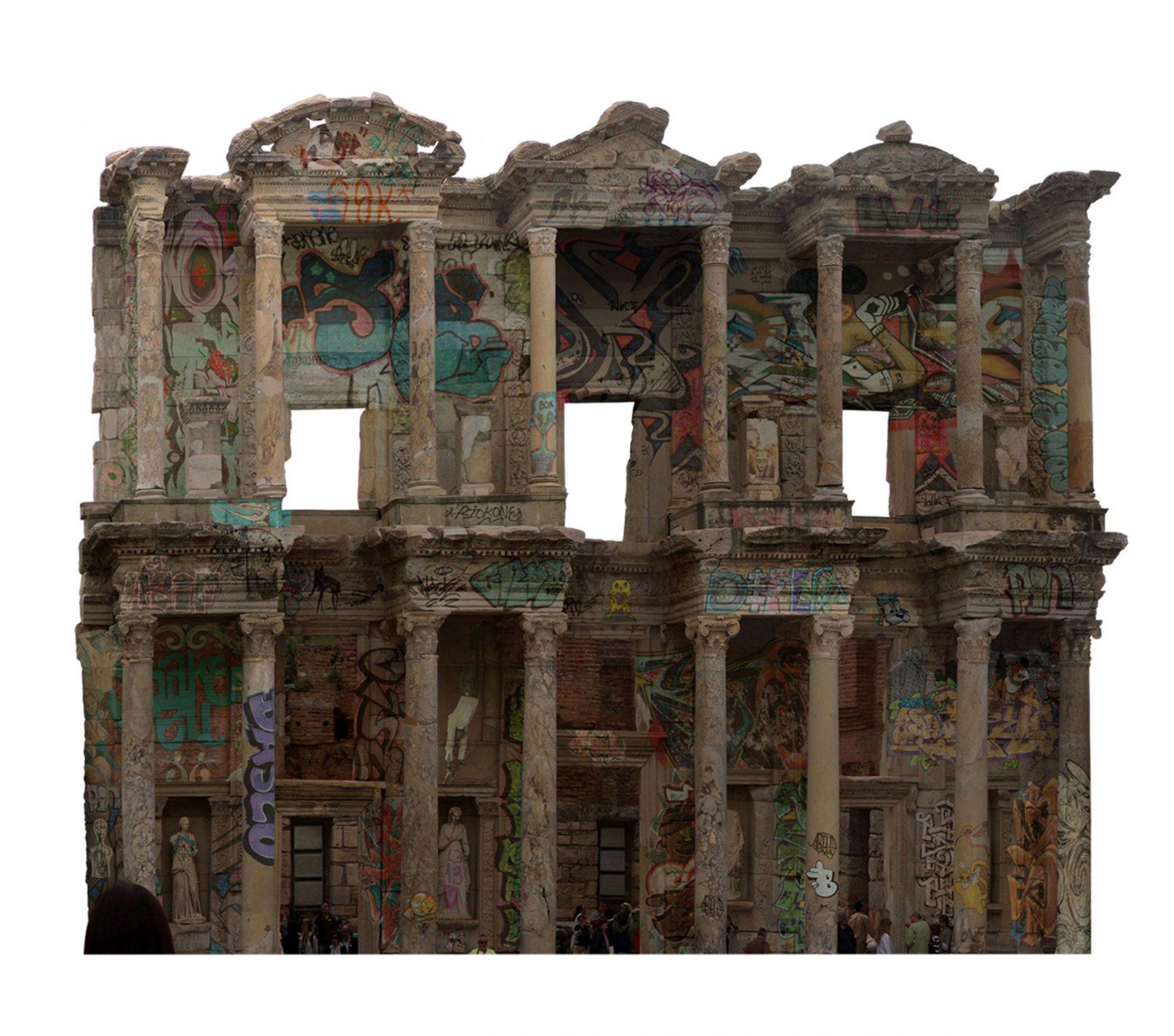 Biblioteca de Efeso (2015) - Miriam Durango