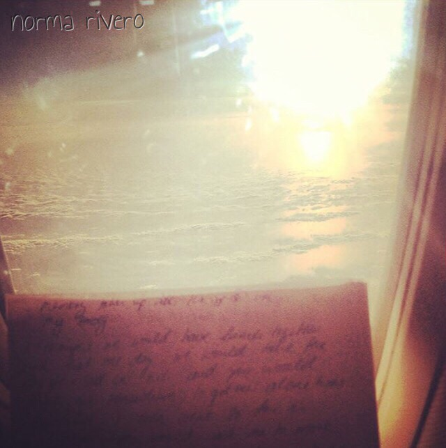 Carta (2014) - Norma Rivero