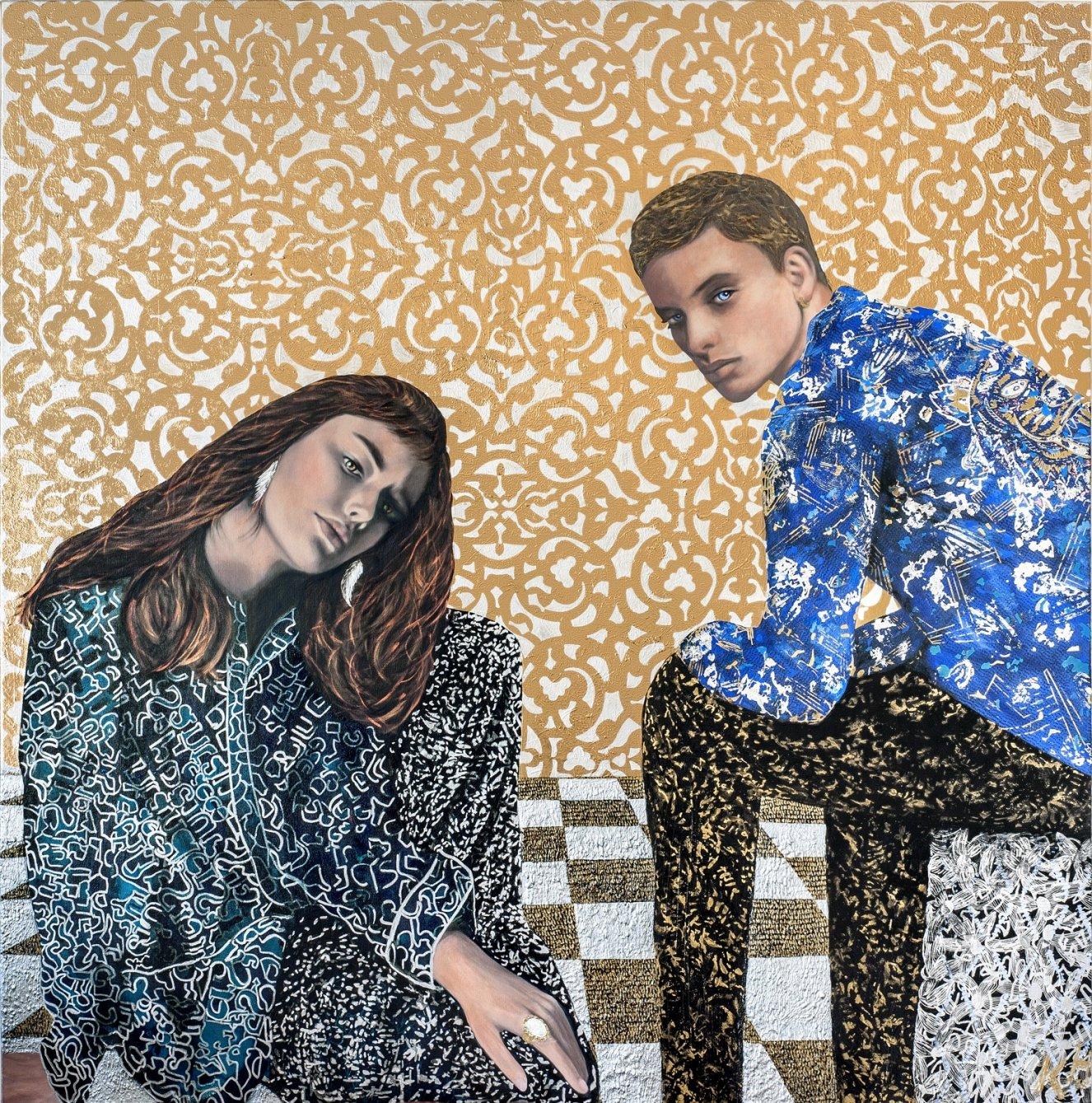 Los Artistas (2017) - Karin Helmlinger Casanova