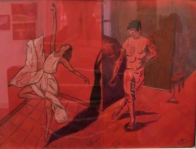 Bailes (2019) - Adriana N Casabella