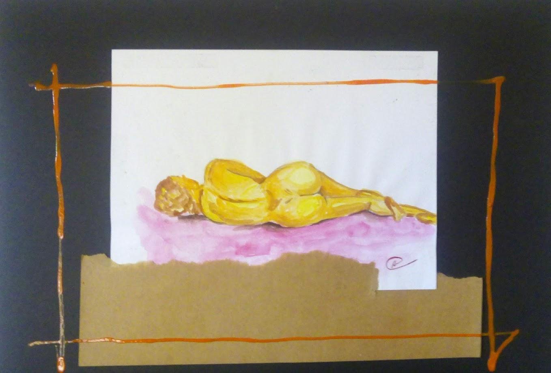 Descanso (2018) - Adriana N Casabella
