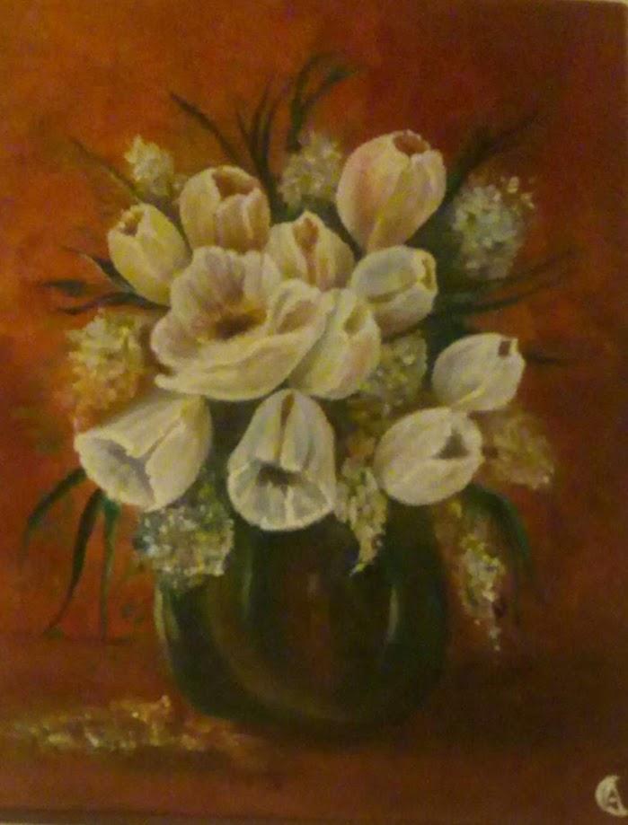 Flores (2016) - Adriana N Casabella