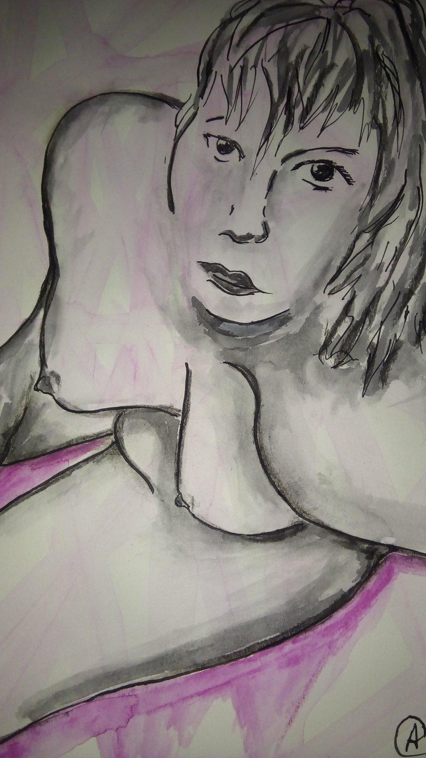 Desnudo (2018) - Adriana N Casabella