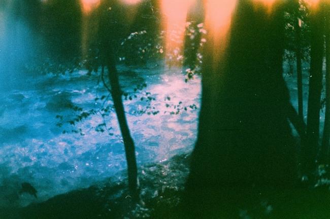 Río mágico