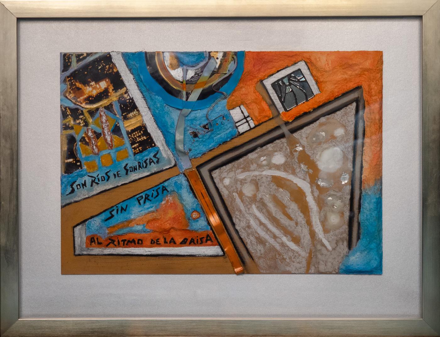 Son ríos de sonrisas (2001) - Román Pintado Garabito
