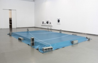 The Skin/Pool, Galeria Filomena Soares