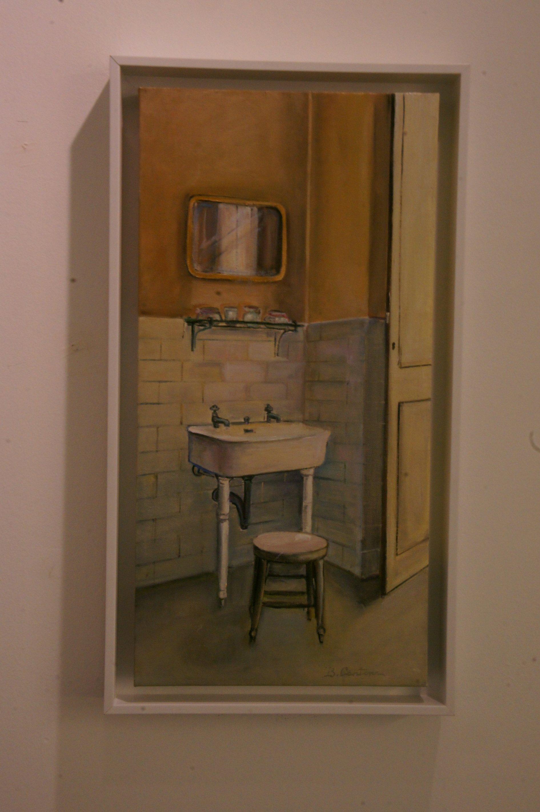 Baño (2010) - Beatriz Cantone