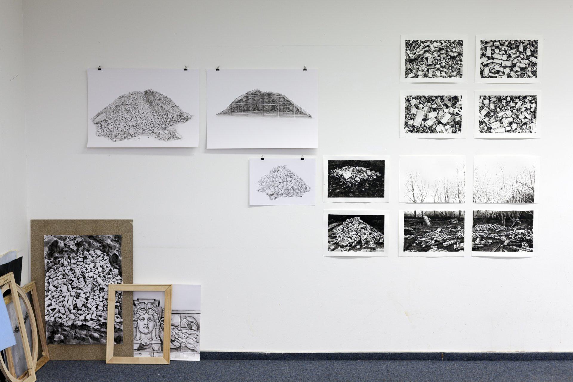 Trümmerberg (2016) - Agustín Serisuelo