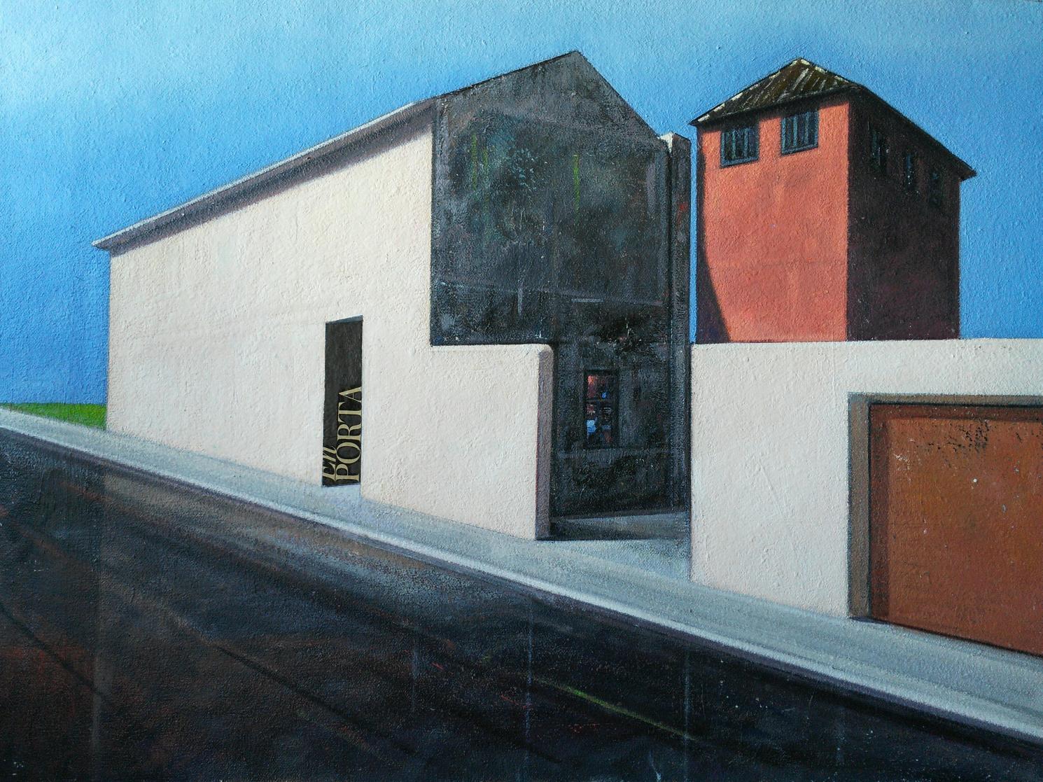 Casa de Gerard Brenan en Churriana