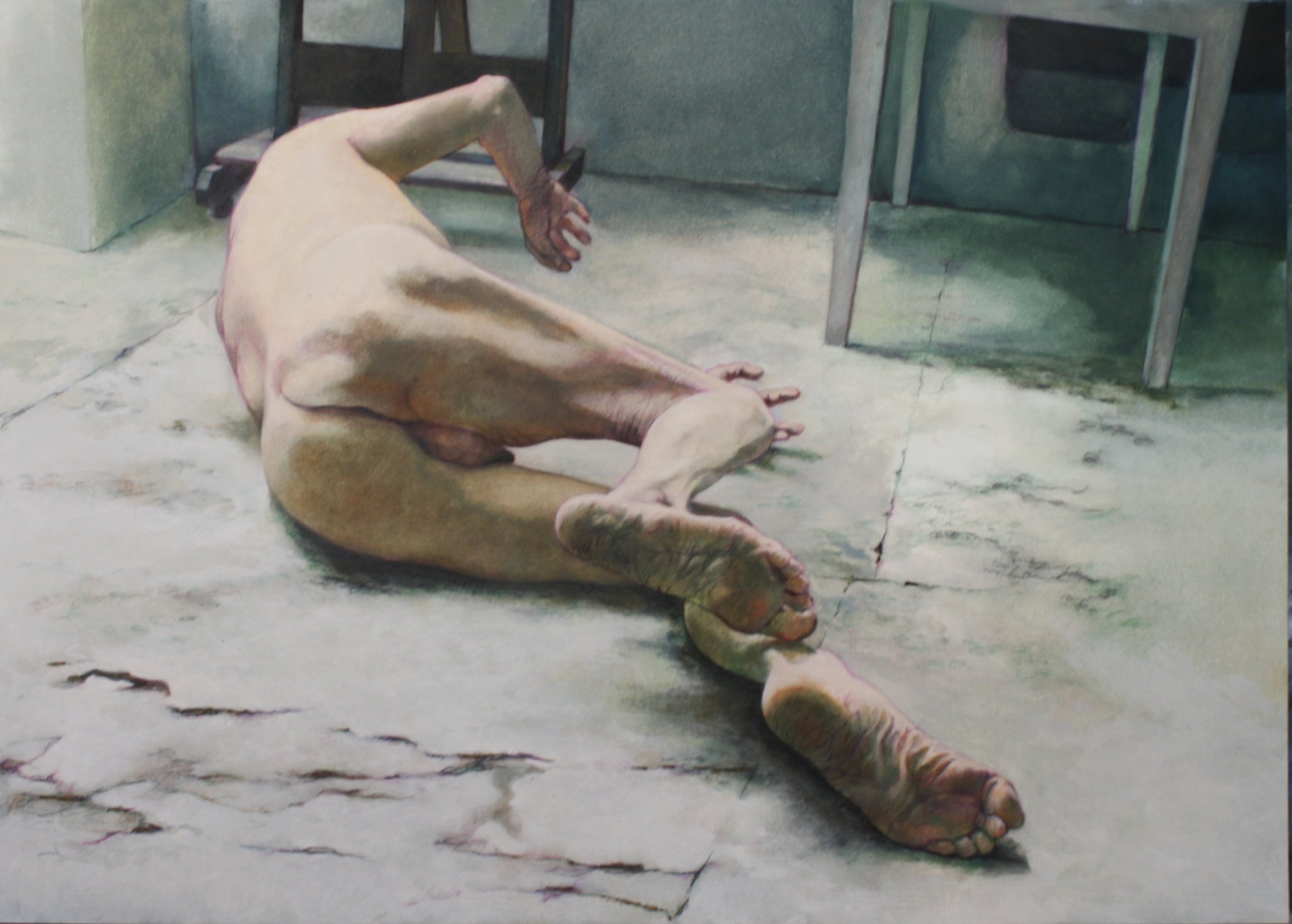 FALLING (2014) - Narciso Maisterra