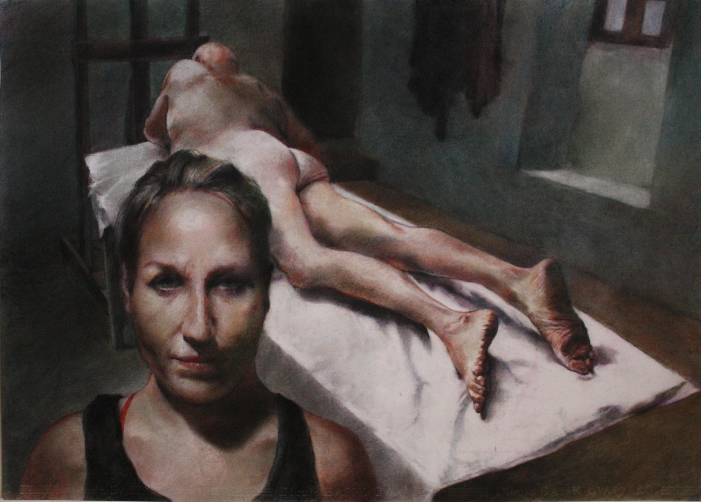 RETRATO Y DESNUDO (2014) - Narciso Maisterra