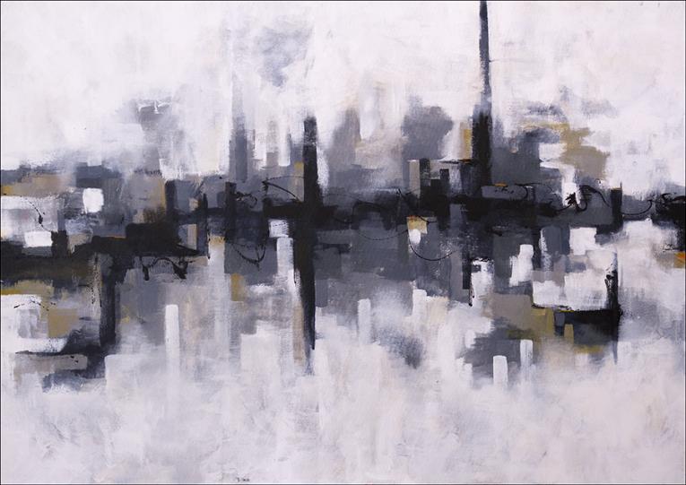 Charcoal II (2020) - Dimas Arrieta