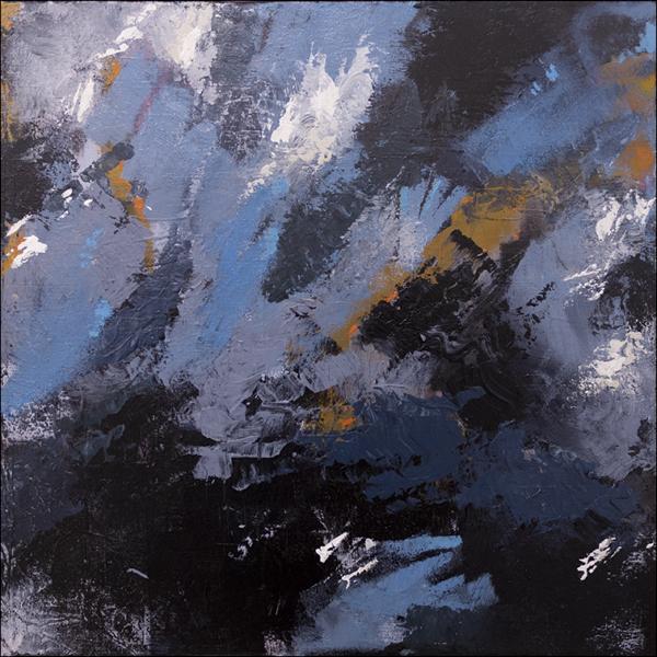 Highway Blue II (2021) - Dimas Arrieta