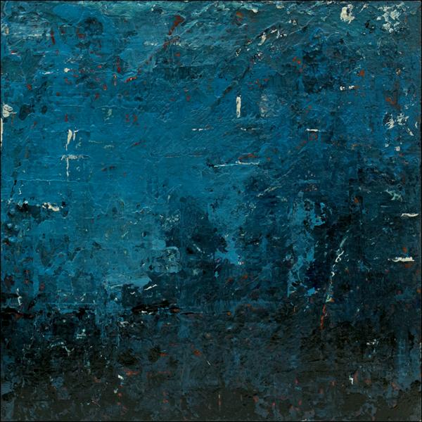 Pixel Blue (2020) - Dimas Arrieta