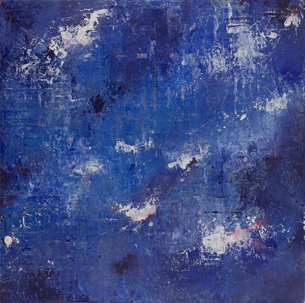Índigo IV (2020) - Dimas Arrieta