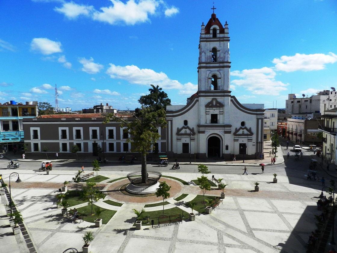 Plaza de los Trabajadores, Camagüey (2017) - Lázaro David Najarro Pujol