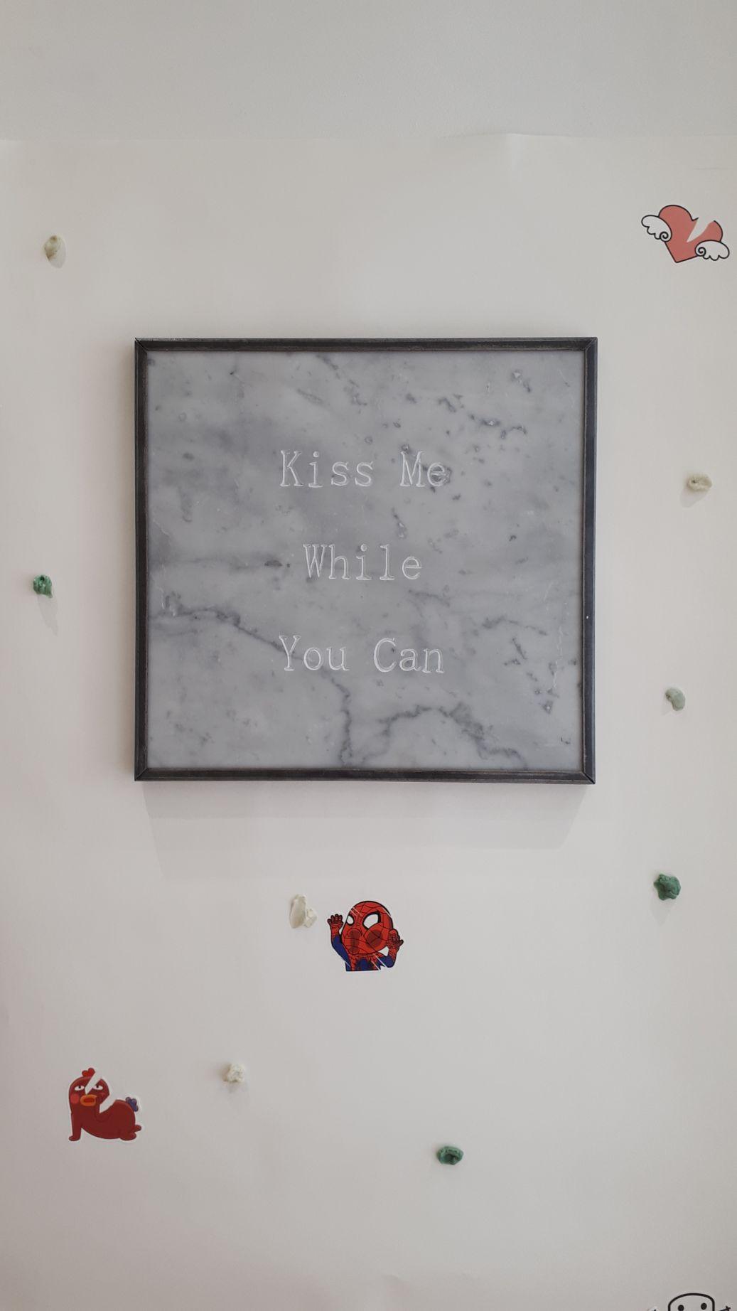 Kiss  Me While You Can (2017) - Anne Cecile Surga