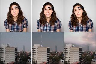 Alteraciones Ambientales, 2012. Sensor de ondas cerebrales / software / video multicanal
