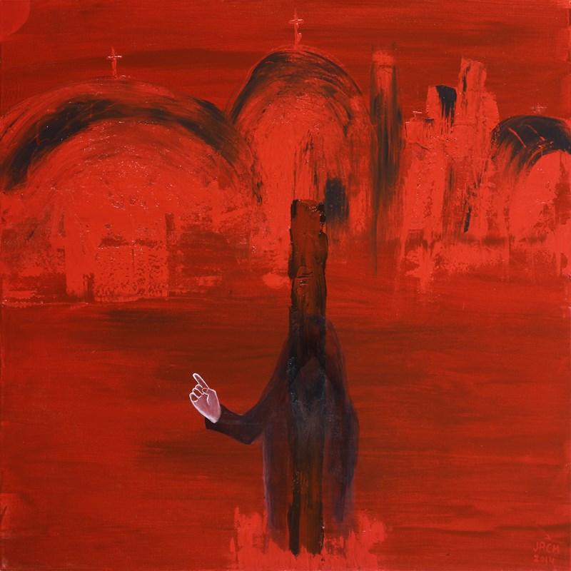 """""""En memoria de Giordano Bruno"""" (2014) - Jorge A. Colombo March"""
