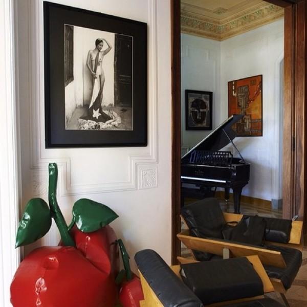 Casa en La Habana de Jean Marc Ville y Gretchen