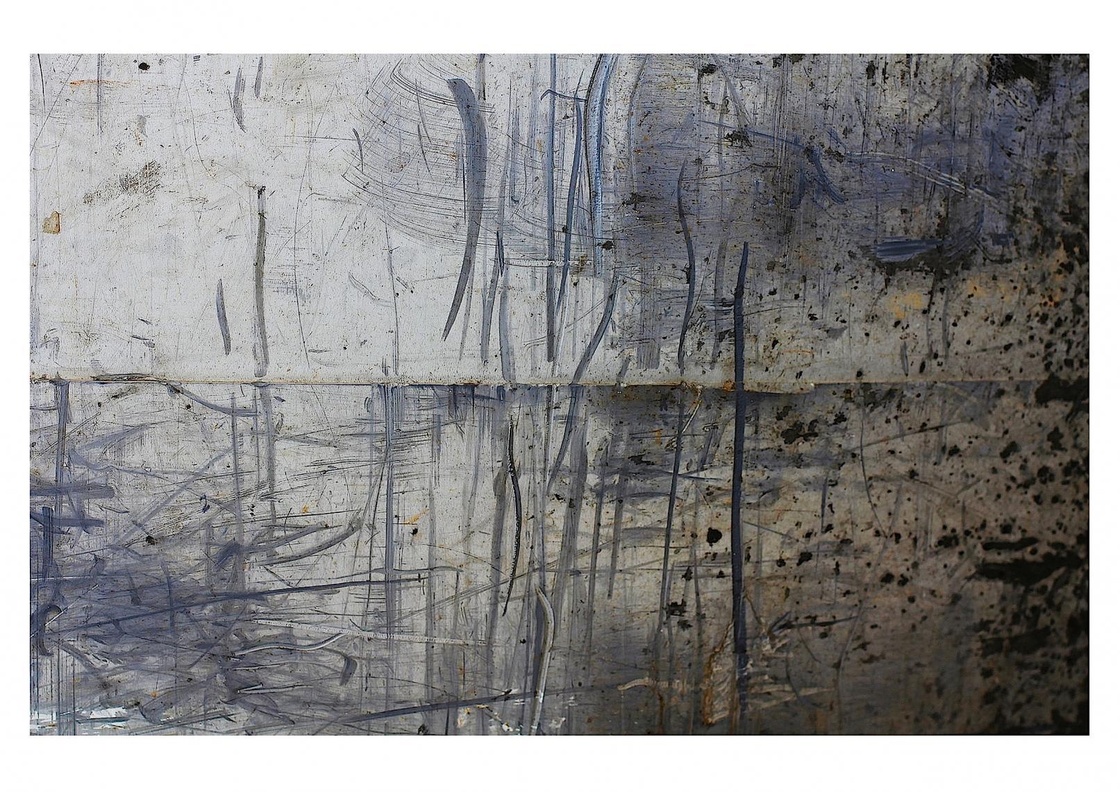 Vedado-Havana (Trash Painting V) (2017) - David Beltrán
