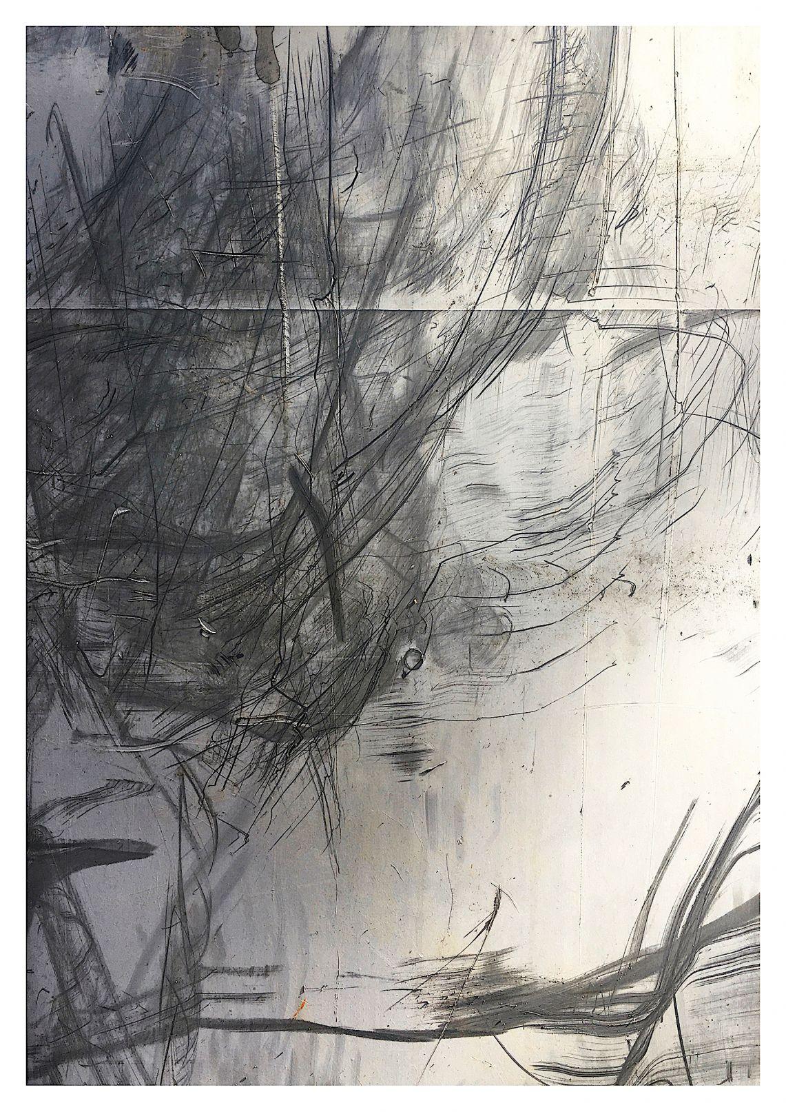 Vedado-Havana (Trash Painting X) (2017) - David Beltrán