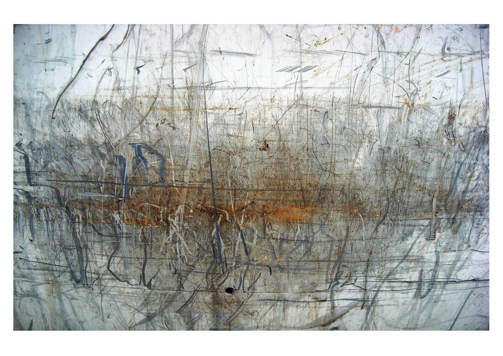 Vedado-Havana (Trash Painting II) (2017) - David Beltrán