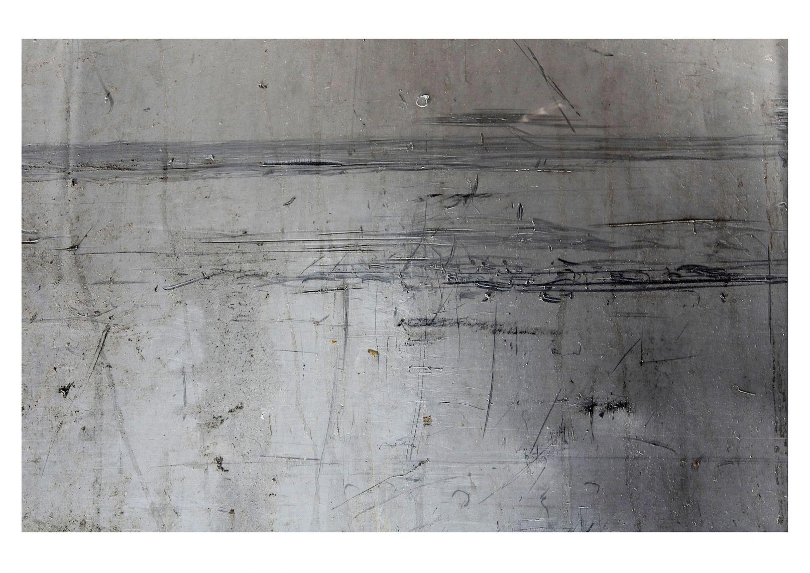 Vedado-Havana (Trash Painting VII) (2017) - David Beltrán