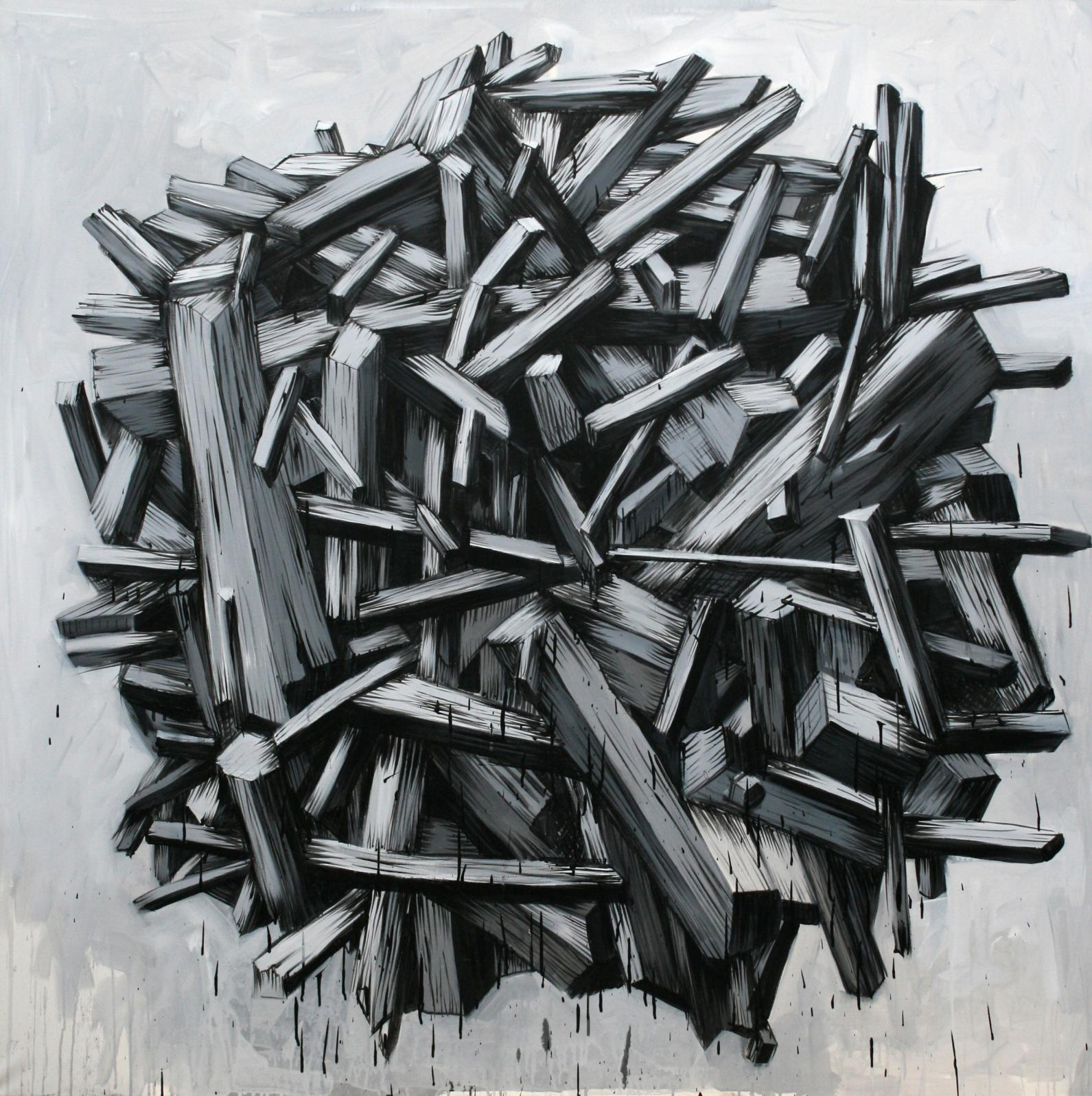 Caos (2016) - Miguel Panadero