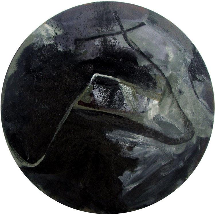 Pintura cósmica (2011) - David Méndez