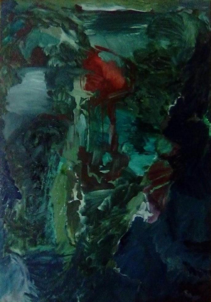 Pintura-Naturaleza (2018) - David Méndez