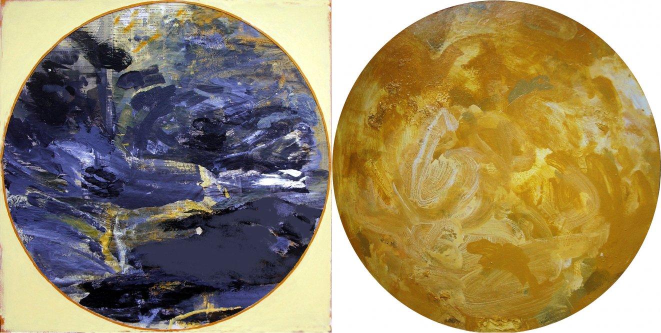 Peephole-Circle (2009) - David Méndez
