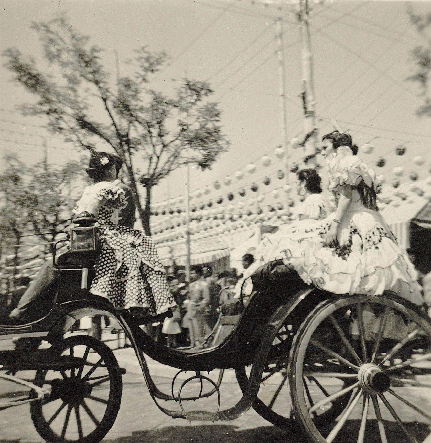 Feria de Sevilla (1956) - Belkiss Adrover de Cibrán