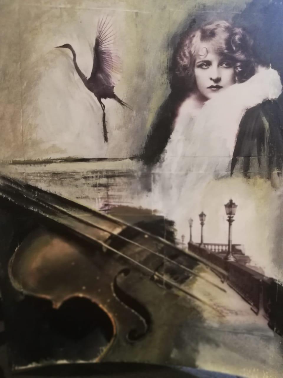 Nostalgias (2020) - Luciana Alonso Ferrero - Luixchel