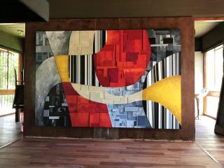 Ma vie, mes joies, mes pleures. Homenaje a Le Corbusier