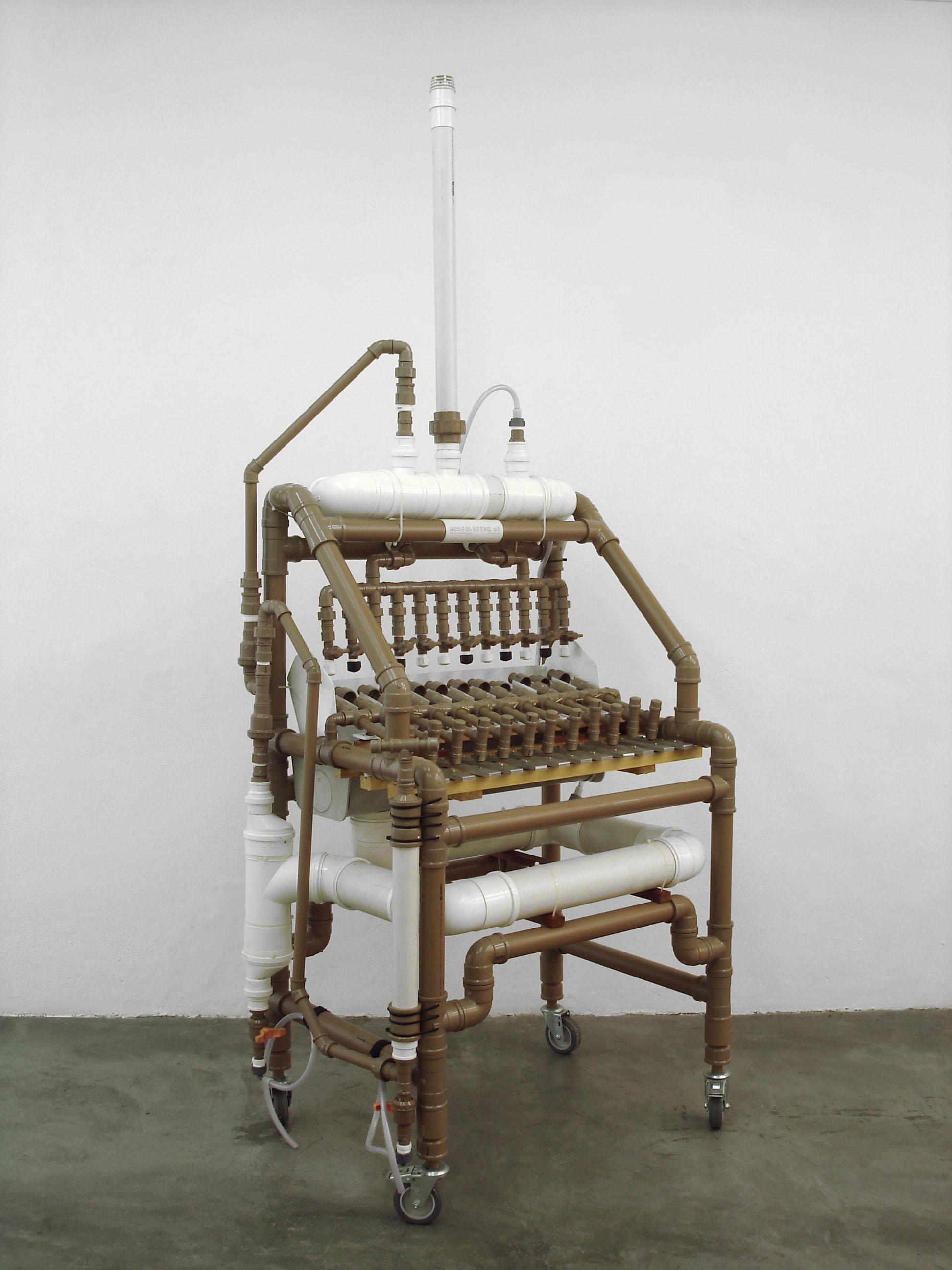 Monjolofone (2010) - Paulo Nenflidio
