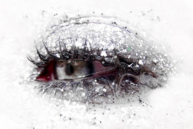 "COLECCIÓN: ""LOOKING THE ALEPH"" Ojo Cristal/agua. Barcelona 2014.  [76X66cm.]"