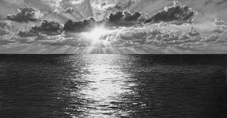 Nueva mirada al atardecer del mar (2015) - Luis Antonio Espinosa Fruto