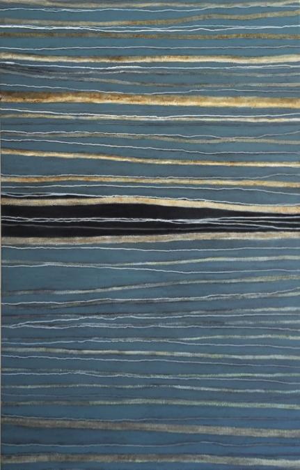 Sendo Terra, Querer Ser Água III (2015) - Sandra Felzen